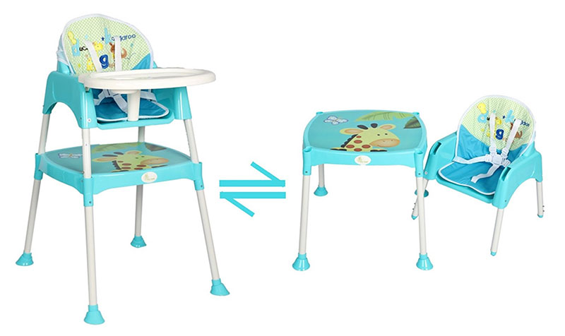 3-in-1 High Chair for Baby
