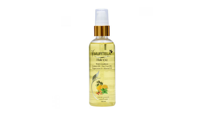 top hair fall controll oil