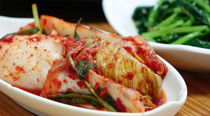 Fermented Food for slimness