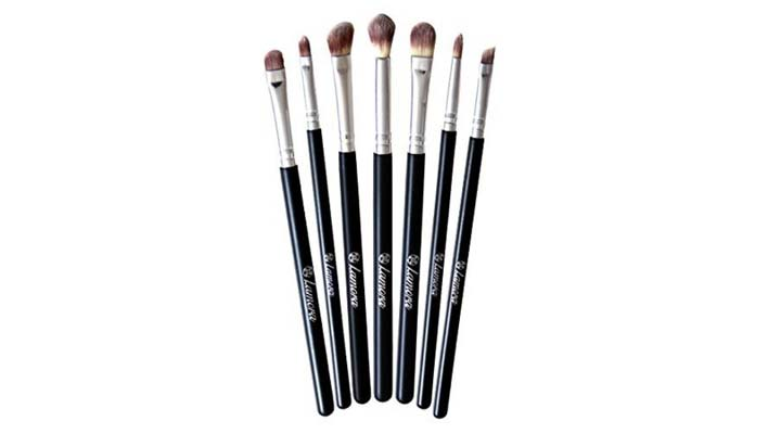 best eye brush set