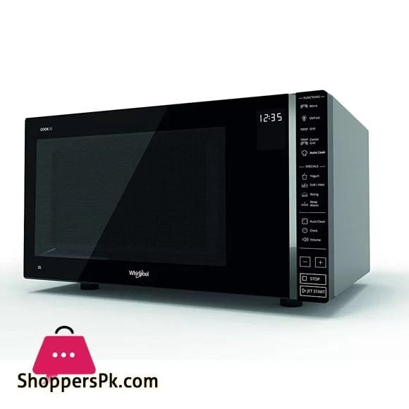 whirlpool cook30 microwave oven mwp303sb karachi only