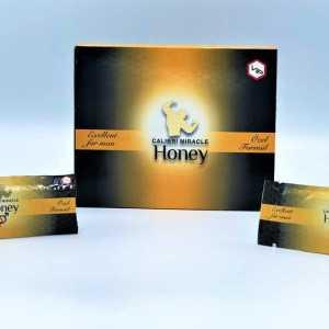 Calibra Miracle Honey for Men 18 Circumstances