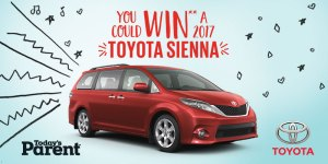 Contest details for 2017 toyota sienna