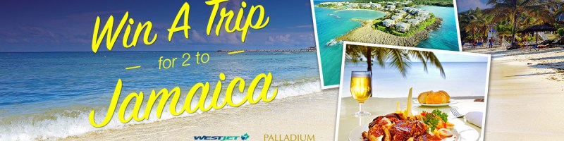 iTravel2000.com Trip for 2 to Jamaica Contest