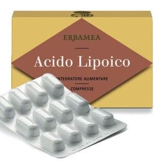 Acido lipoico Erbamea