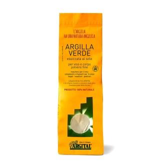 Argilla verde in polvere fine Argital
