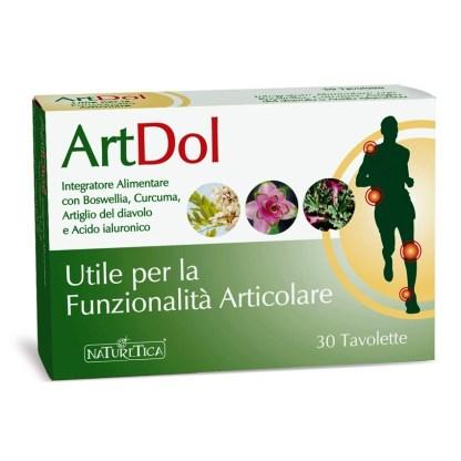 ArtDol funzionalità articolare Naturetica