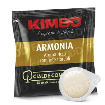 Cialde compostabili Kimbo Caffè miscela Armonia