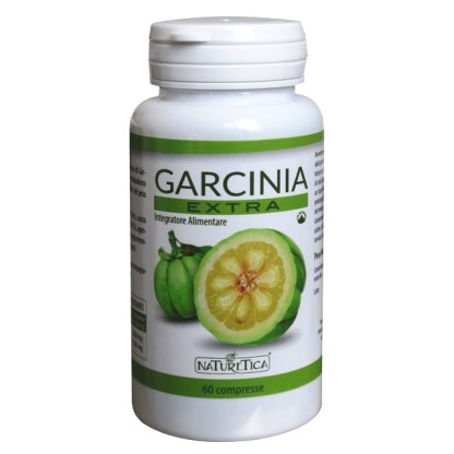 Garcinia Extra controllo peso Naturetica