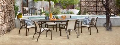 cast aluminum patio furniture patio