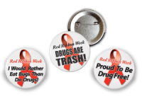 Prevention Message Buttons