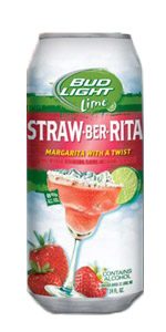 Bud Light Lime Strawberita 24oz Missouri Flavored