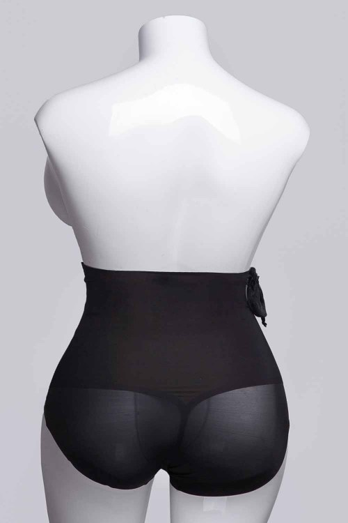 Wacoal Smooth Complexion Firm Hi-Waist Shape BR Back View