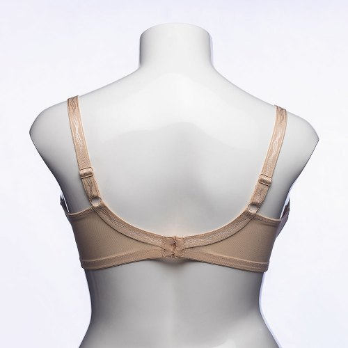 Elomi Caitlyn Side Support Bra Champagne Front