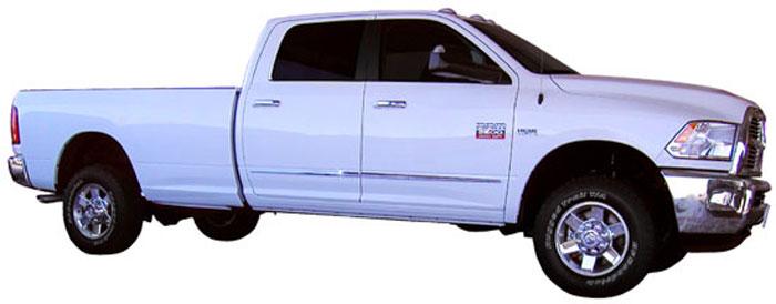 Ram 1500 Quad Cab 2017