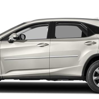 Lexus RX Chrome Body Side Moldings 2010 2011 2012 2013