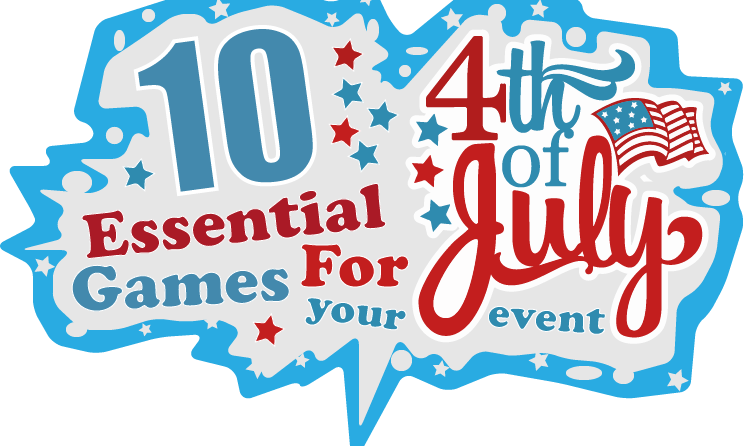 10 games to play on the fourth of july