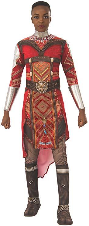 Black Panther Royal Guard Costume
