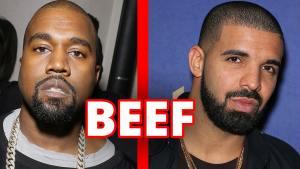 Drake Kanye Beef