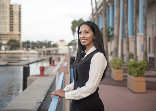 Trademark Lawyer Salma Benkabbou