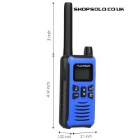 Walkie Talkies License Free