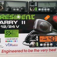 PRESIDENT BARRY II MOBILE CB RADIO