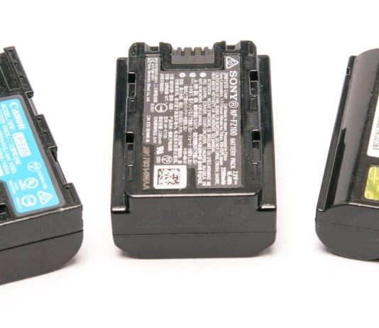 Battery Packs for Camera