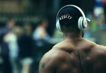 Over-Ear Headphones for Sports & Exercise