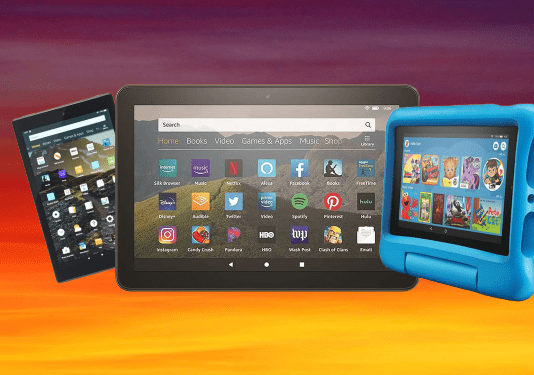 Top 5 Best Fire Tablets under $100