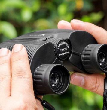 Top 5 Night Vision Binoculars for Kids 2021