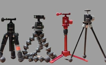 Top 5 monopod for camera up to $100