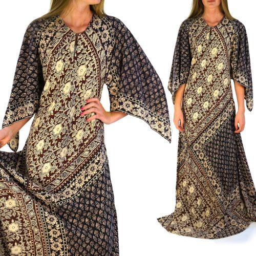 Indian Cotton Caftan
