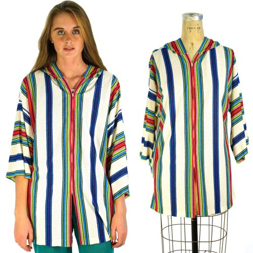 Montgomery Ward Terrycloth Shirt or Swimsuit Cover Up