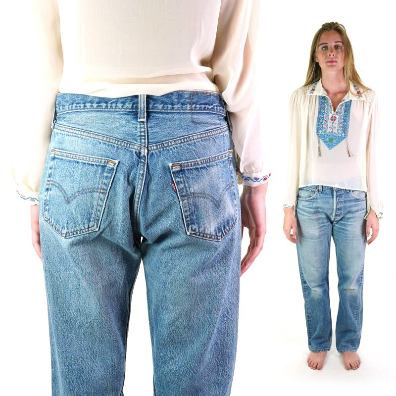 Levi's 501 Jeans Made in the USA