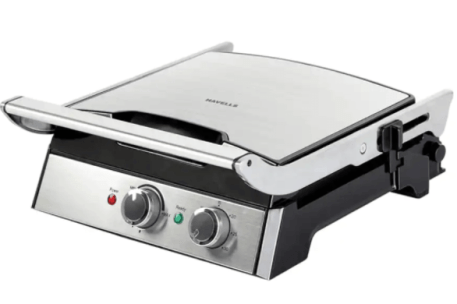 Havells Toastino Grill & BBQ with Timer Sandwich Maker
