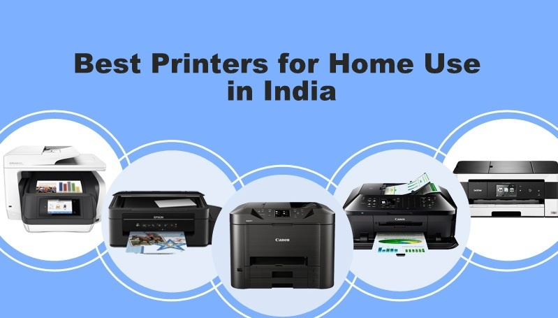 Best Printers for Home Use in India in 2021
