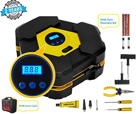 - Best Air Pump for Car in India