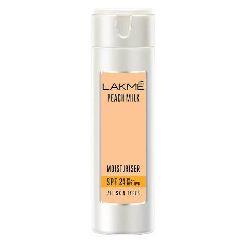 Lakme Peach milk - Best Sunscreen Lotion in India