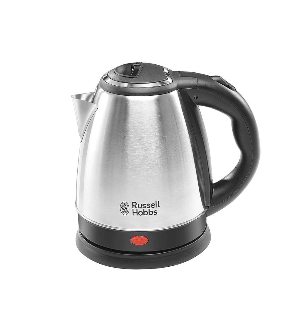 Russell Hobbs Automatic Stainless Steel Kettle