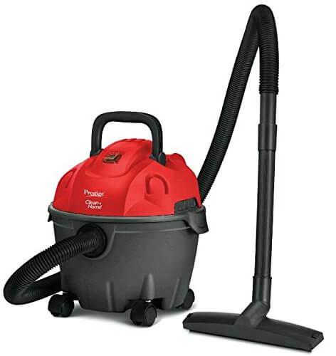 Presitge Typhoon- 05 wet & dry cleaner - Best Vacuum Cleaners in India