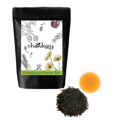 Chailogoy Himalayan tea - Best Green Tea in India