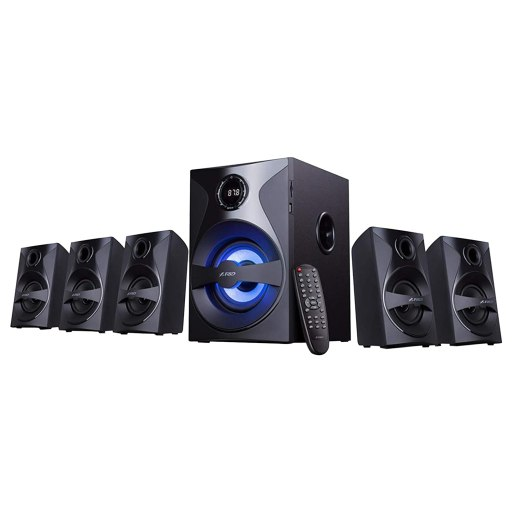 F&D multimedia Bluetooth speakers - Best Home theatre System in India