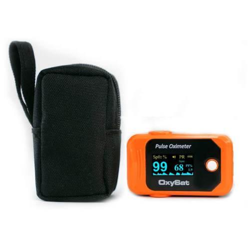OXYSAT finger tip pulse oximeter - Best Pulse Oximeter in India