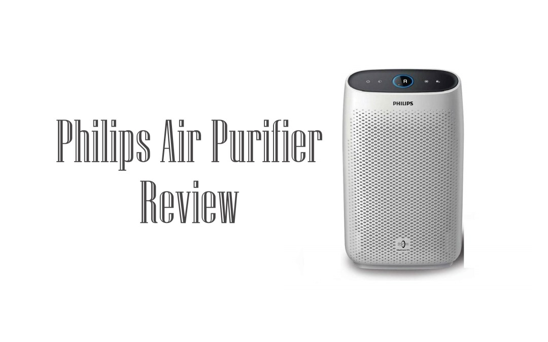 Philips Air Purifier Review