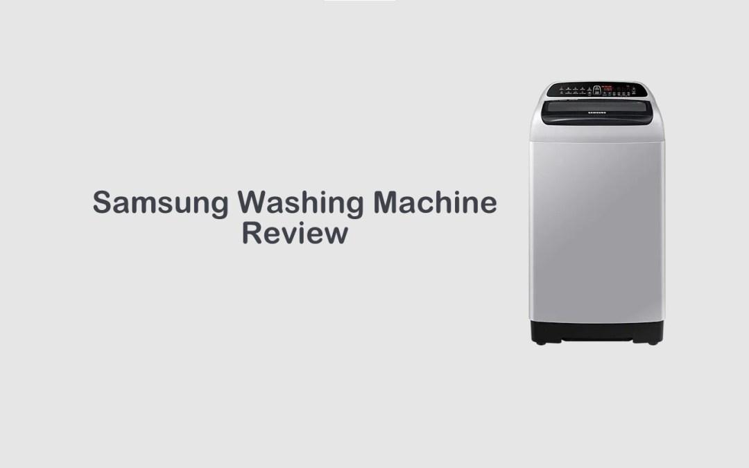 Samsung Washing Machine Review | Worth Buying