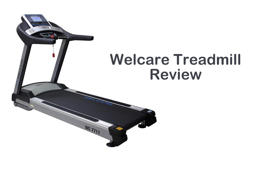 Welcare Treadmill Review
