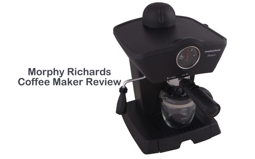 Morphy Richards Coffee Maker Review | Brew It