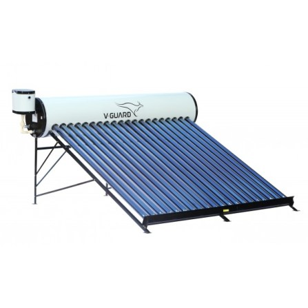 V Guard Solar Water heater review