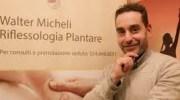 Walter Micheli, docente del corso Riflessologia Plantare a Firenze
