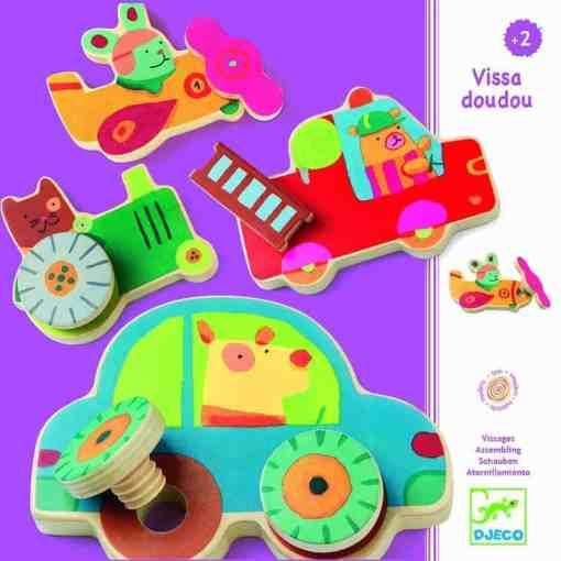Motorikspiel für Kinder ab zwei Jahren auf www.ShopWieMelly.at